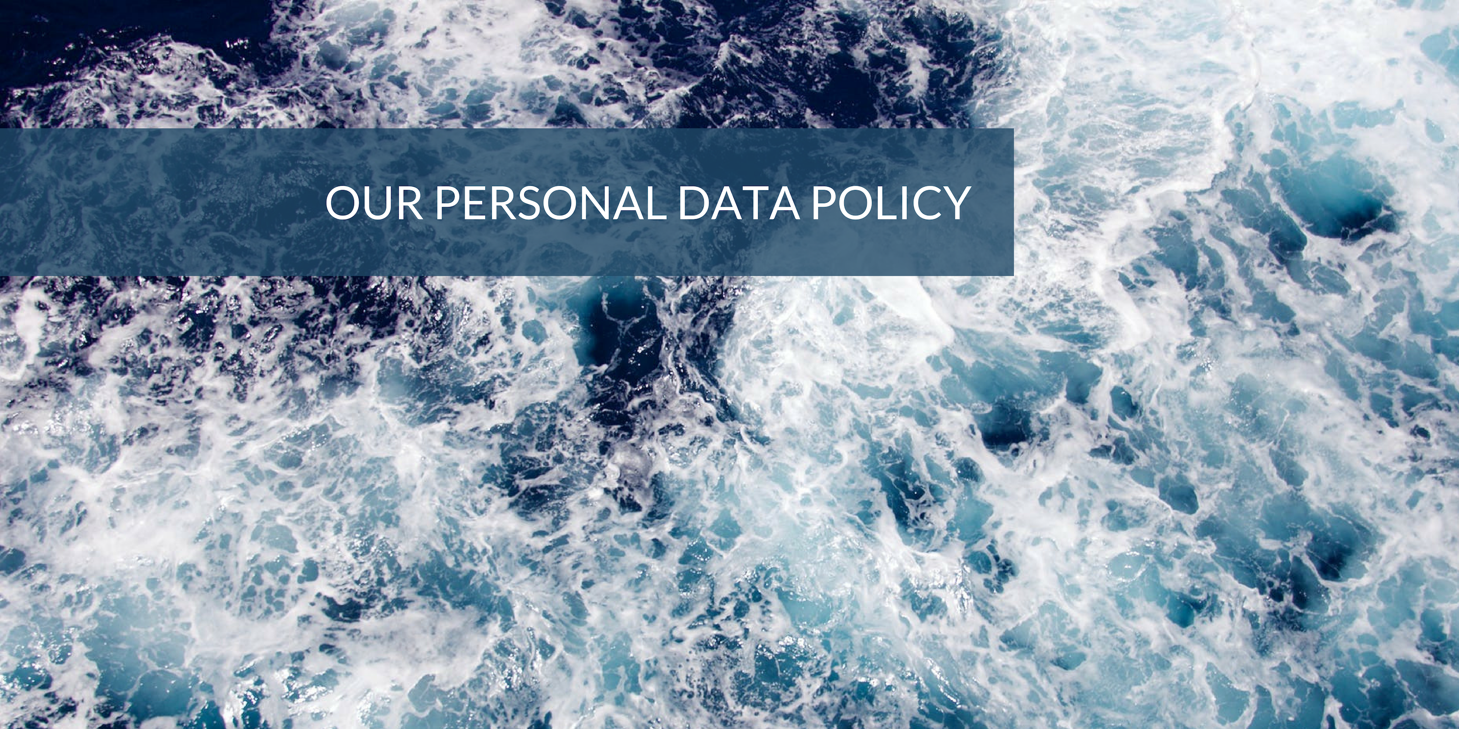 PERSONAL DATA POLICY